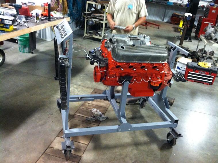 May 31 2014 Update Engine Run Stand Doug Bratton